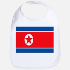 North Korea Bib