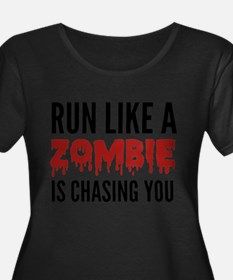 Cute Zombie chase T