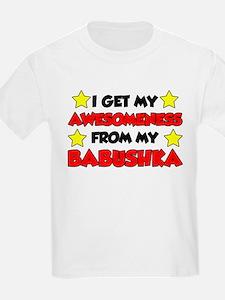Awesomeness From Babushka T-Shirt