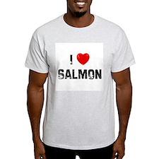 I * Salmon T-Shirt