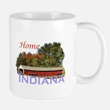 Home Again Indiana Mugs