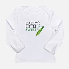 Unique Pea in the pod Long Sleeve Infant T-Shirt