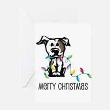 Cute Merry christmas Greeting Cards (Pk of 20)