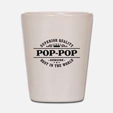 [Your Grandpa Nickname] Best In the Wor Shot Glass