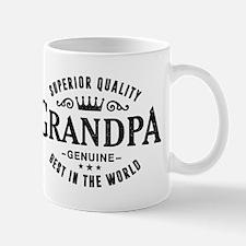 Superior Quality Grandpa Vintage Mugs
