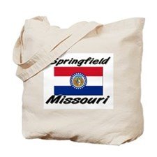 Springfield Missouri Tote Bag