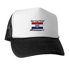 Springfield Missouri Trucker Hat