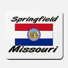 Springfield Missouri Mousepad