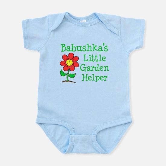 Babushka's Little Garden Helper Body Suit