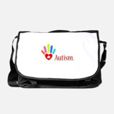 autism awarness Messenger Bag