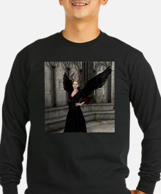 Evil Queen Long Sleeve T-Shirt