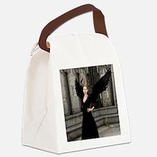Evil Queen Canvas Lunch Bag