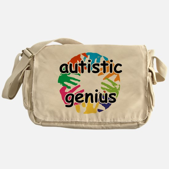 autism Messenger Bag