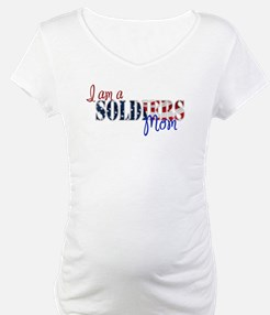 I am Soldiers Mom Shirt