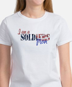 I am Soldiers Mom T-Shirt