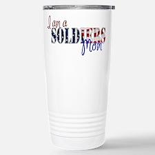 I am Soldiers Mom Travel Mug