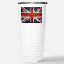 UK British Union Jack f Stainless Steel Travel Mug
