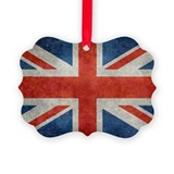 British flag Picture Frame Ornaments