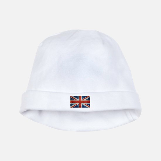 UK British Union Jack flag retro style 3: baby hat