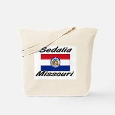 Sedalia Missouri Tote Bag