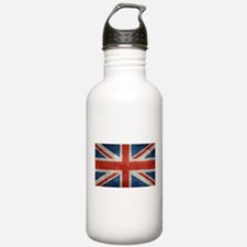 UK British Union Jack Water Bottle
