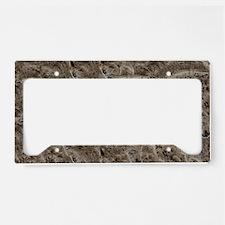 Appaloosa Pattern License Plate Holder