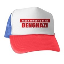 Benghazi Trucker Hat