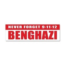 Benghazi Car Magnet 10 x 3