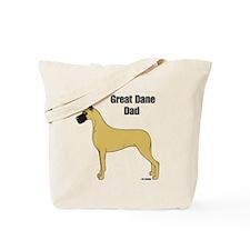 CF GD Dad Tote Bag