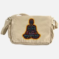 Insight meditation Messenger Bag