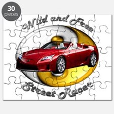 Lexus LFA Roadster Puzzle
