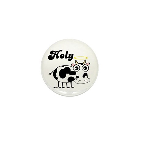 HOLY COW Mini Button