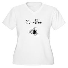 zombee Plus Size T-Shirt