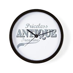 Antique Treasure Wall Clock