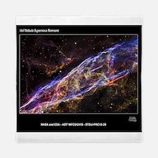 Veil Nebula Supernova Remnant Hubble H Queen Duvet