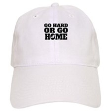 Go Hard Or Go Home Cycling Baseball Baseball Baseball Cap