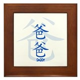 China adoption Framed Tiles