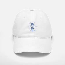 BABA BLUE Baseball Baseball Cap