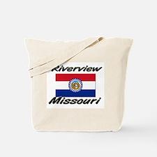 Riverview Missouri Tote Bag