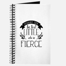 She is Fierce Journal
