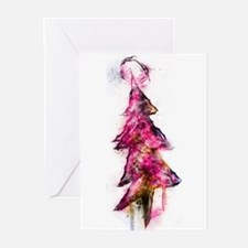 Unique Funky tree Greeting Cards (Pk of 20)