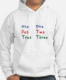 Uno Dos Tres One Two Three Hoodie