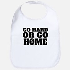 Go Hard Or Go Home Javelin Throw Bib