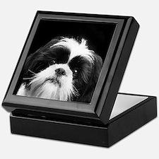 Shih Tzu Dog Keepsake Box