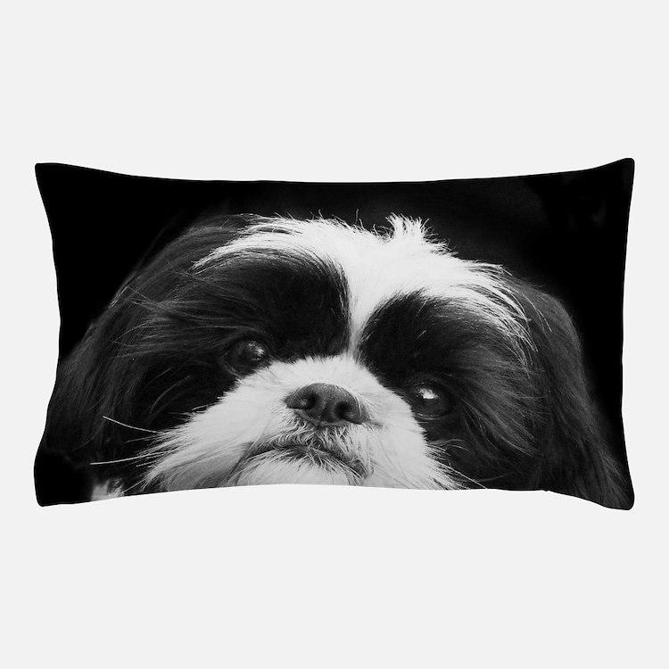Shih Tzu Dog Pillow Case