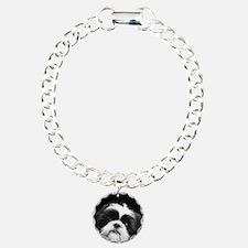 Shih Tzu Dog Bracelet