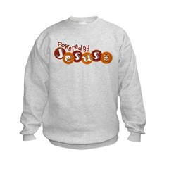 Powered By Jesus BRN Sweatshirt