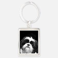 Shih Tzu Dog Keychains