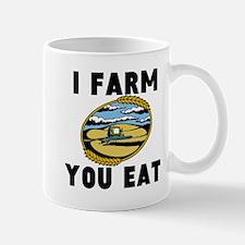 I Farm You Eat Mugs