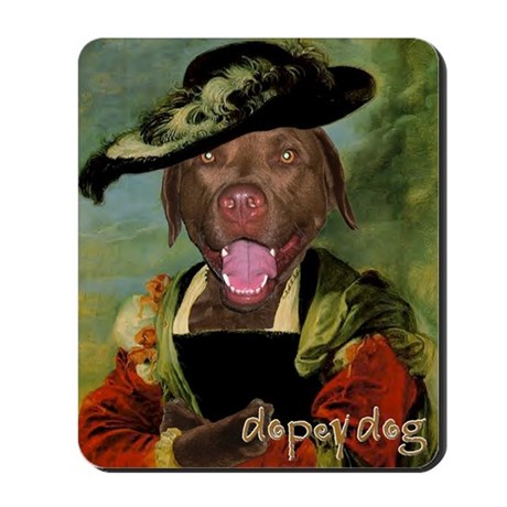Chesapeake RUBENS Mousepad